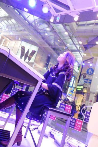12/26 高田和泉インストアライブを開催しました