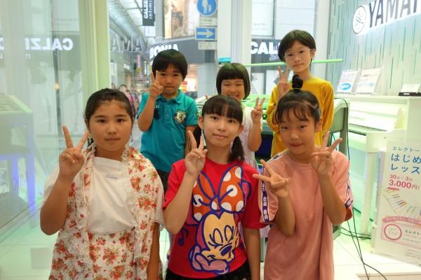 小学生のための『ELECTONE KIDS A-LIVE』を開催しました