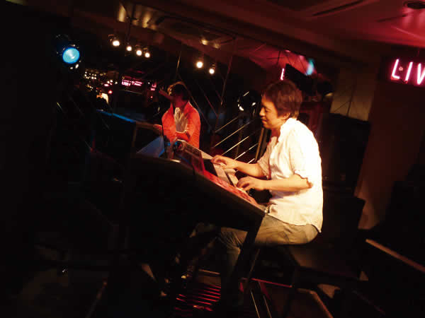 2014.9.28 LIVE AT MIKIにて-4