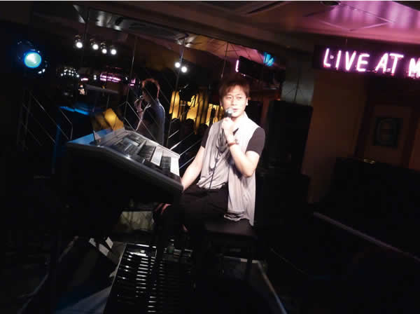 2014.11.3-4 LIVE AT MIKIにて-5