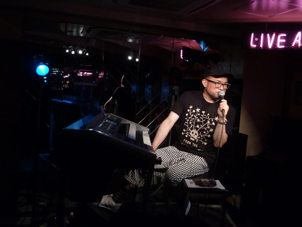 2015.6.28 LIVE AT MIKI にて-2