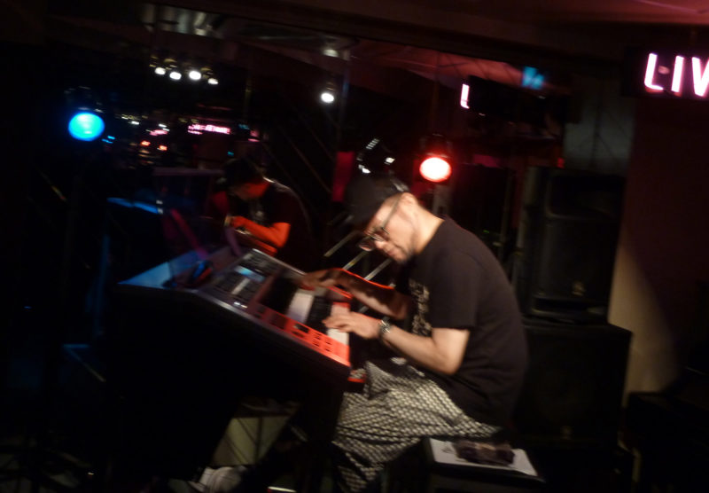 2015.6.28 LIVE AT MIKI にて-4