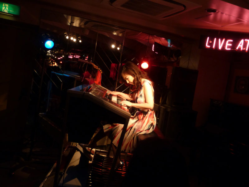 2015.7.26 LIVE AT MIKI にて-1