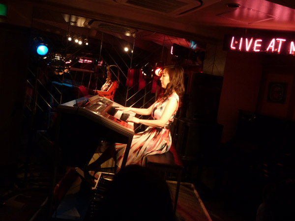 2015.7.26 LIVE AT MIKI にて-4