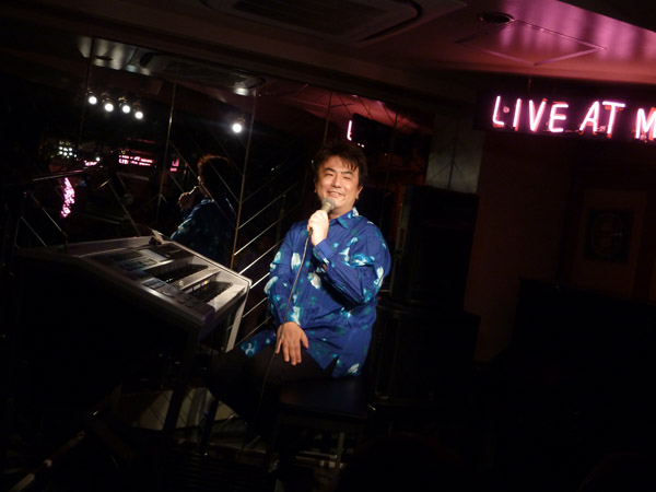 2015.8.23 LIVE AT MIKI にて-5