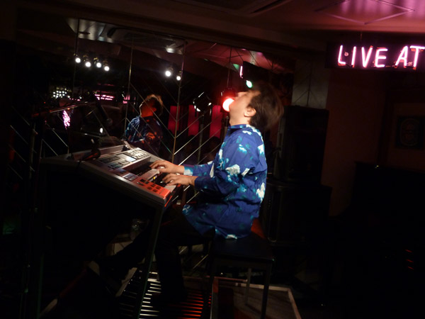 2015.8.23 LIVE AT MIKI にて-1