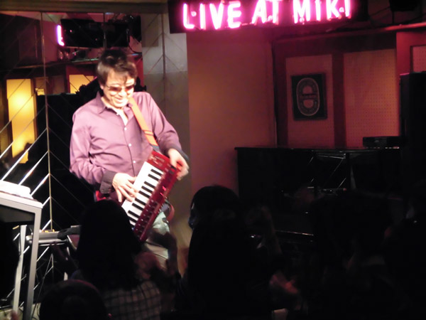 2015.10.25 LIVE AT MIKI にて-2