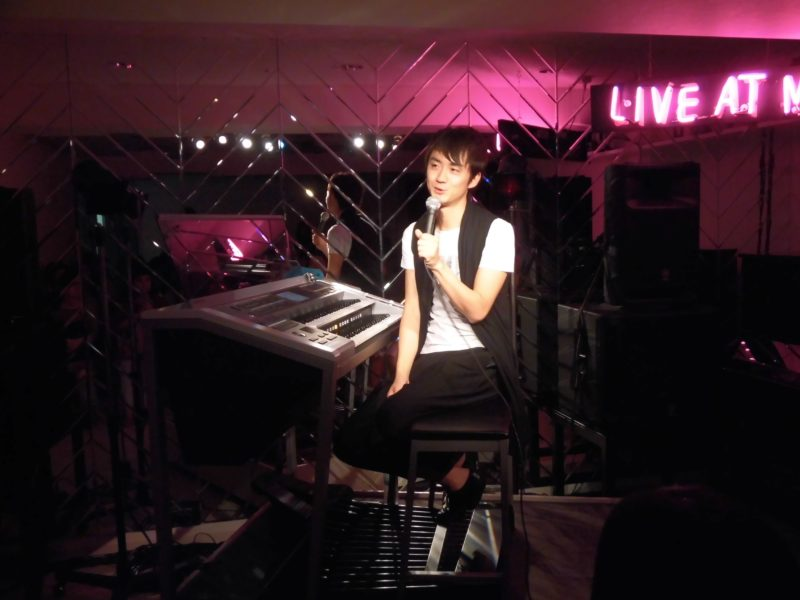 2016.9.25 LIVE AT MIKI にて-2
