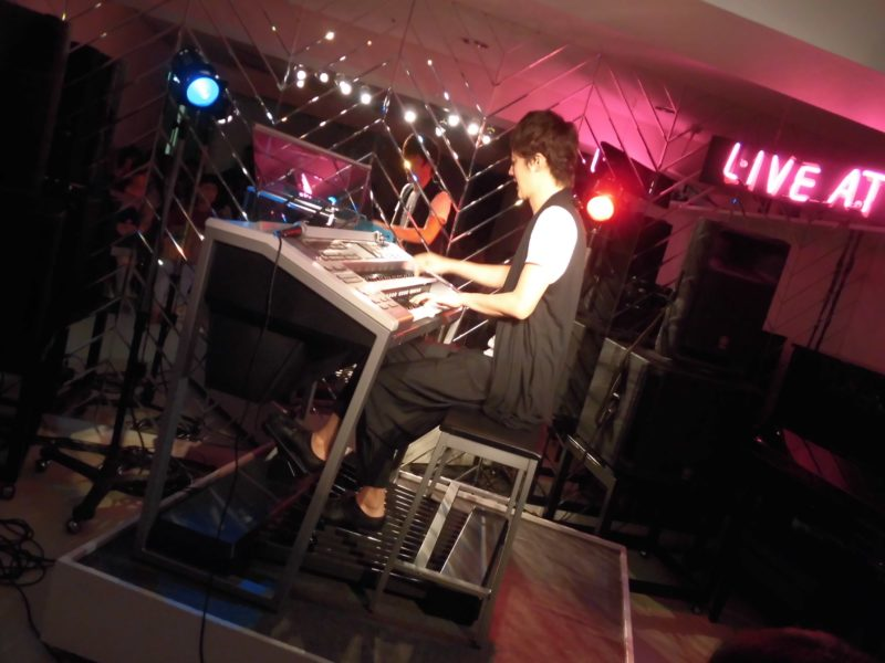 2016.9.25 LIVE AT MIKI にて-1