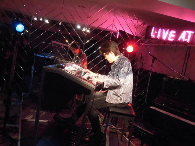 2016.10.30  LIVE AT MIKIにて-1