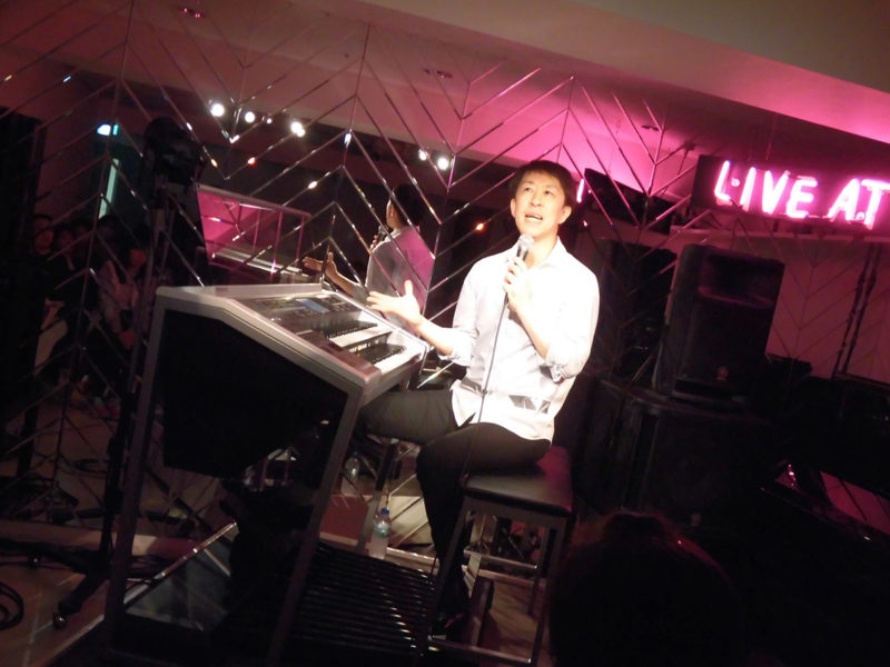 2016.11.27 LIVE AT MIKIにて-2