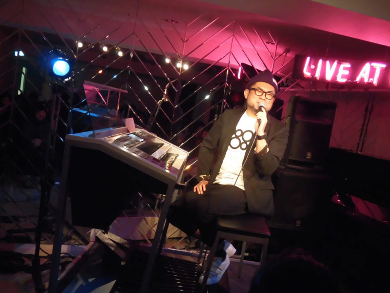 2017.2.19 LIVE AT MIKI にて-2