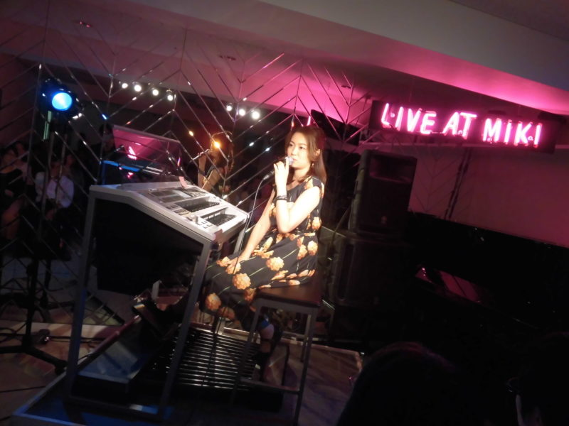 2017.9.24 LIVE AT MIKIにて-2