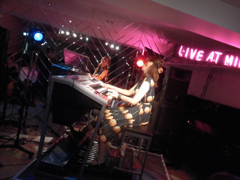 2017.9.24 LIVE AT MIKIにて-3