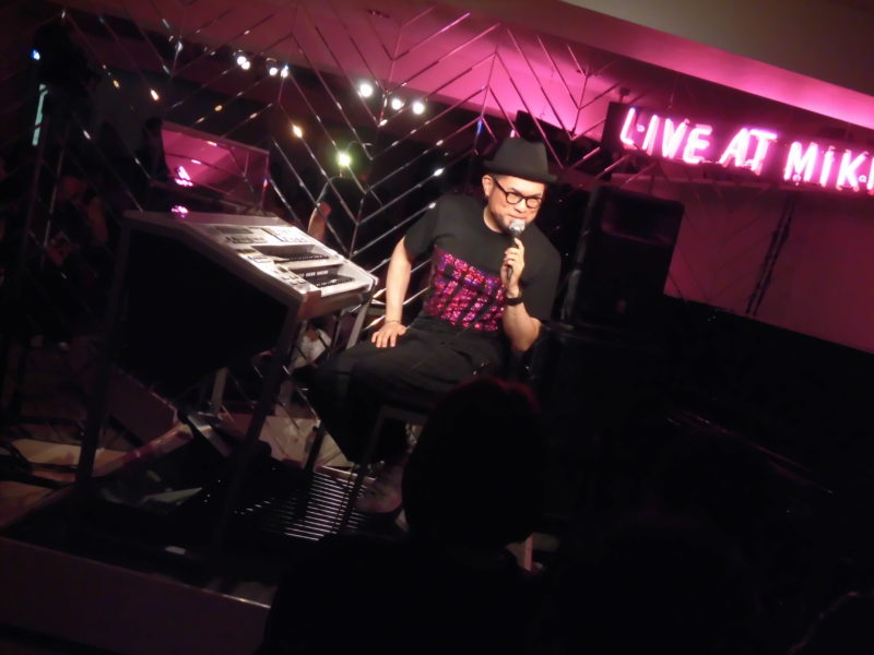 2018.6.24 LIVE AT MIKIにて-2