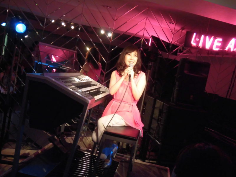 2018.7.29 LIVE AT MIKI にて-2