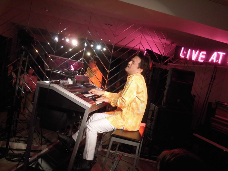 2018.8.19 LIVE AT MIKI にて-1