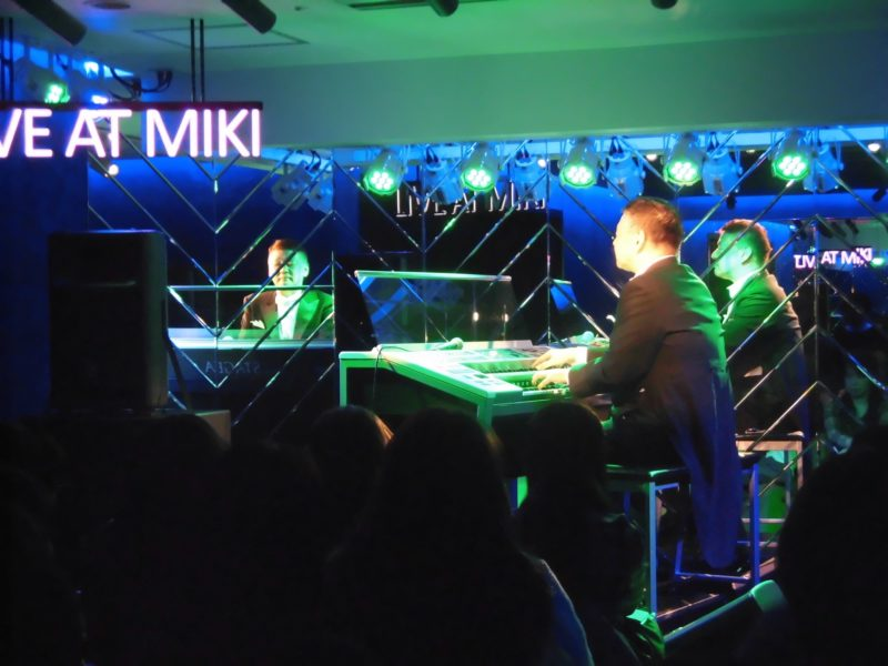 2019.3.31 LIVE AT MIKIにて-1