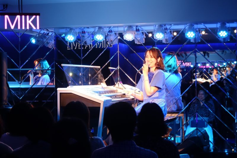 2019.5.26 LIVE AT MIKIにて-3