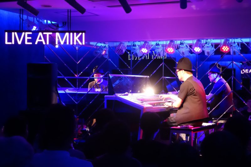 2019.6.30 LIVE AT MIKIにて-1