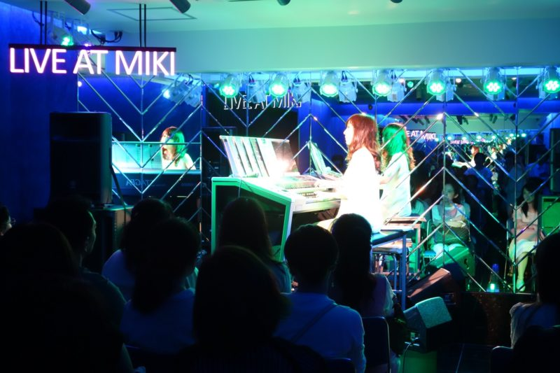 2019.7.28 LIVE AT MIKIにて-1