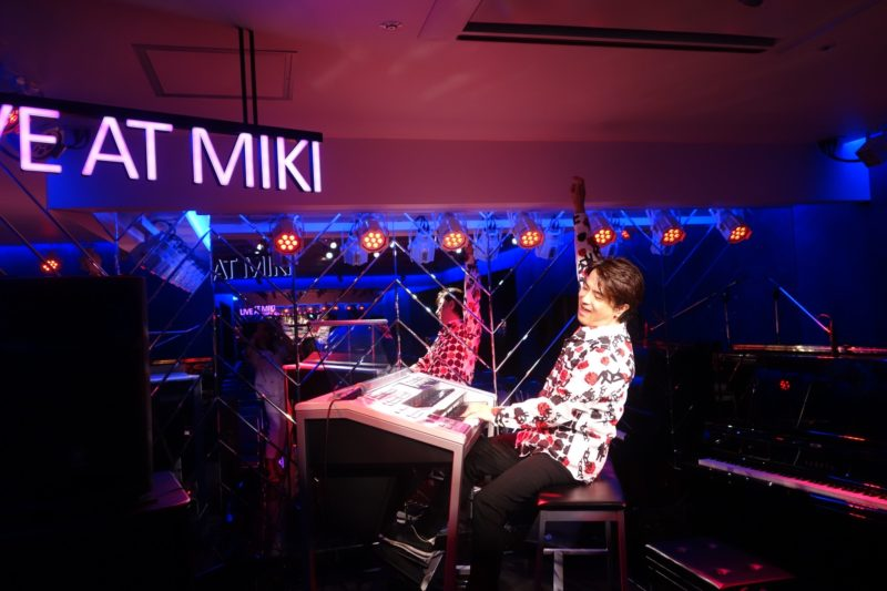 2019.8.18 LIVE AT MIKIにて-4