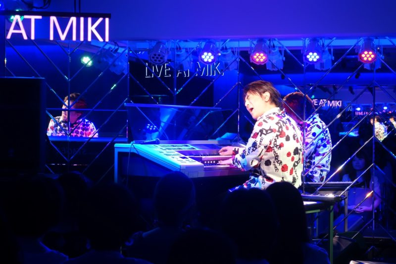 2019.8.18 LIVE AT MIKIにて-1