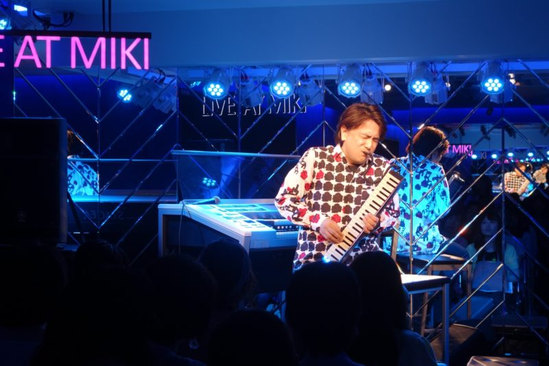 2019.8.18 LIVE AT MIKIにて-2