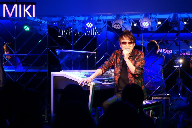 2019.10.27 LIVE AT MIKIにて-2