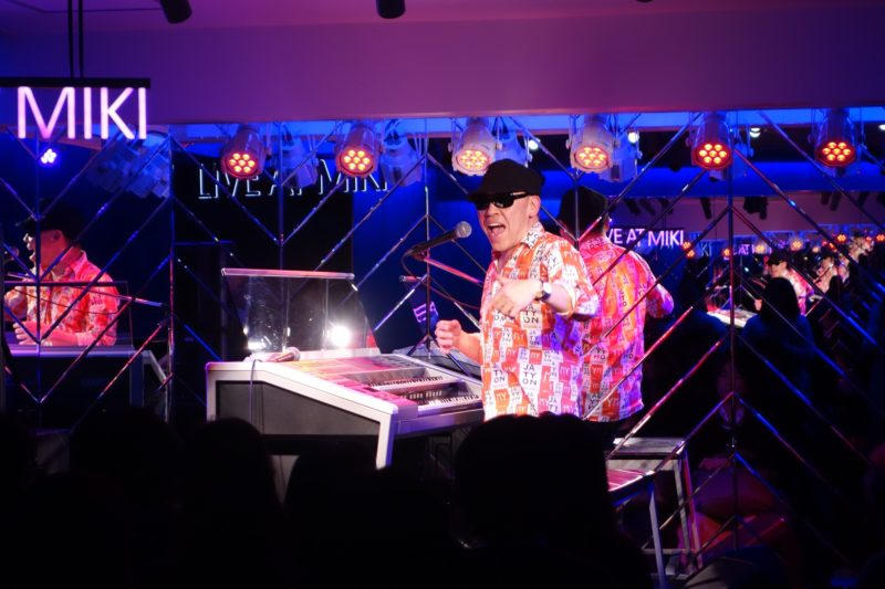 2019.12.29 LIVE AT MIKIにて-1