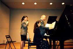 パリ国立音楽院<br>ジュネーヴ音楽院教授<br>ドミニク・メルレー