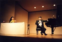 パリ国立音楽院教授<br>ジャック・ルヴィエ