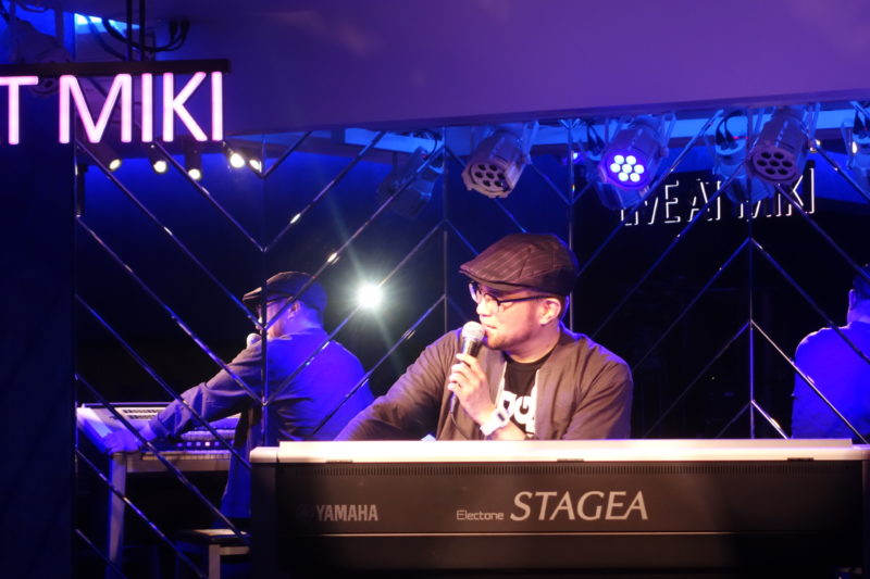 2021.5.30 LIVE AT MIKIにて-2