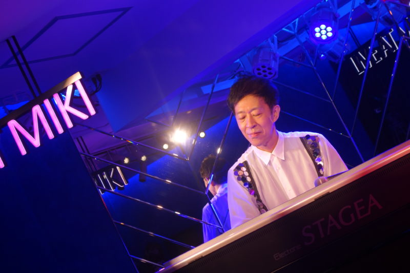 2021.8.22 LIVE AT MIKIにて-2