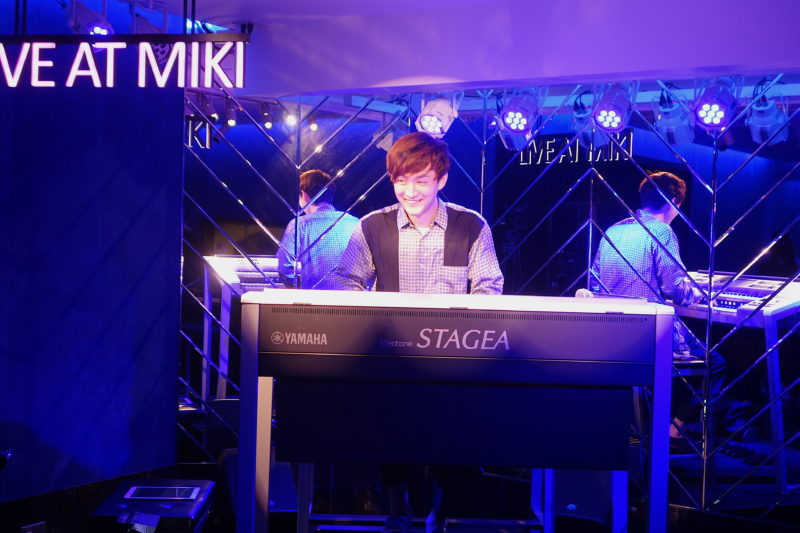 2021.9.5 LIVE AT MIKIにて-1