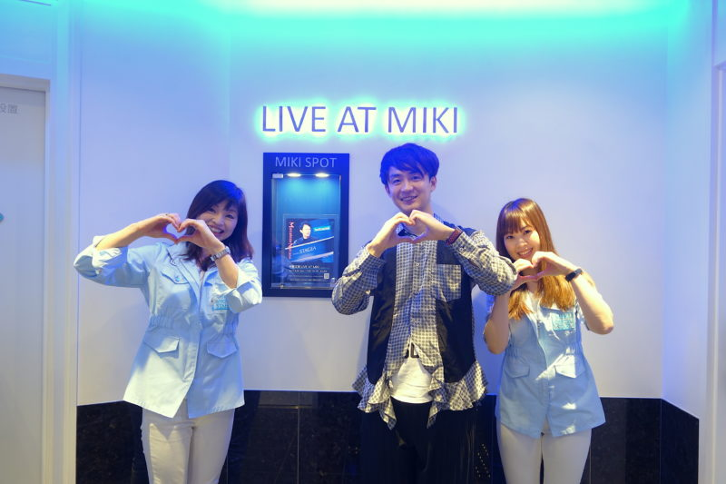 2021.9.5 LIVE AT MIKIにて-5