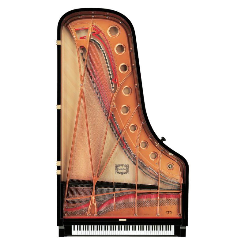 ヤマハグランドピアノ CFX2
