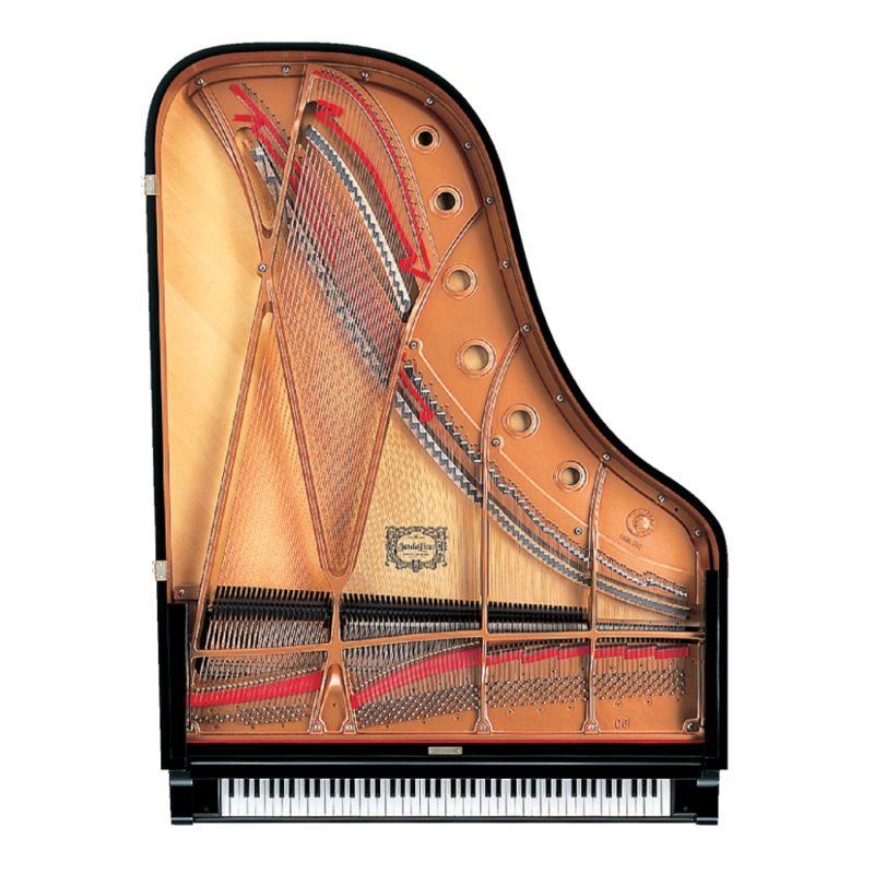 ヤマハグランドピアノ C6X2
