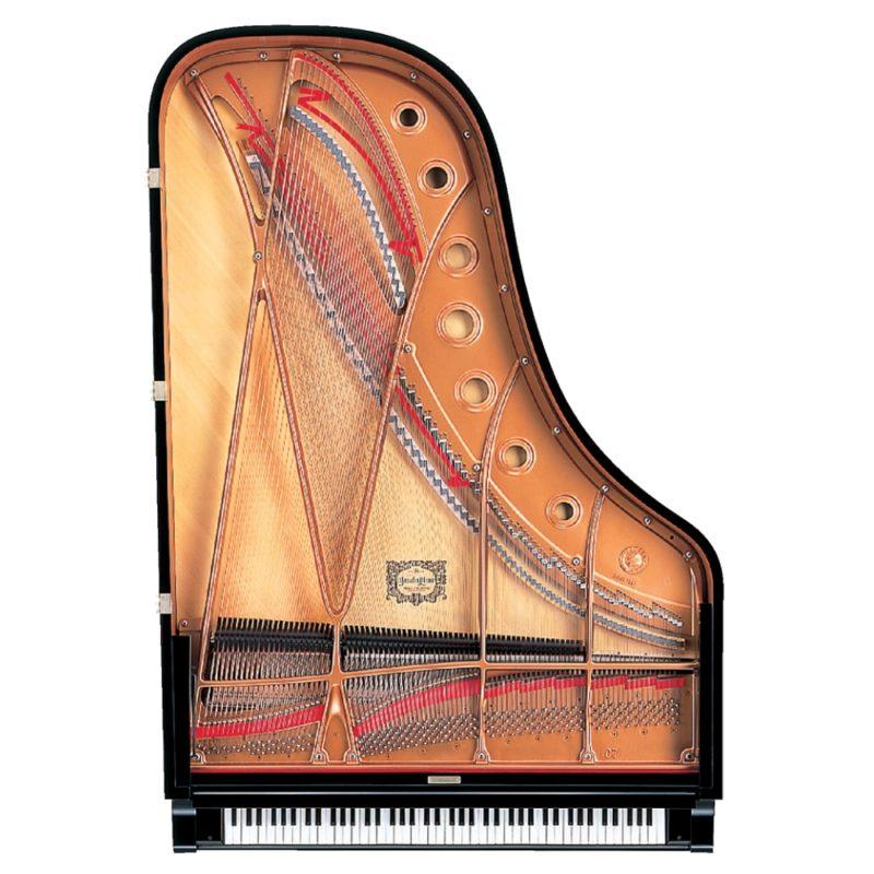 ヤマハグランドピアノ C7X2