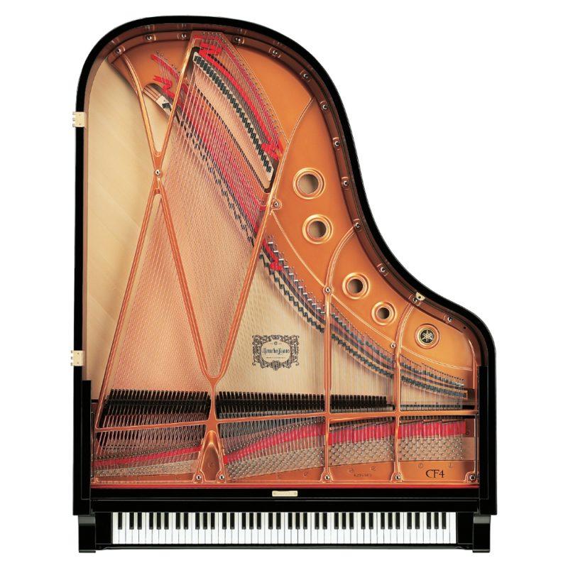 ヤマハグランドピアノ CF42