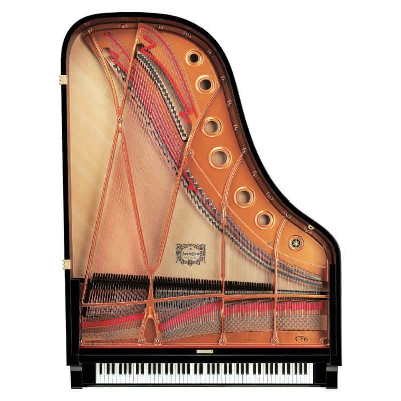 ヤマハグランドピアノ CF62