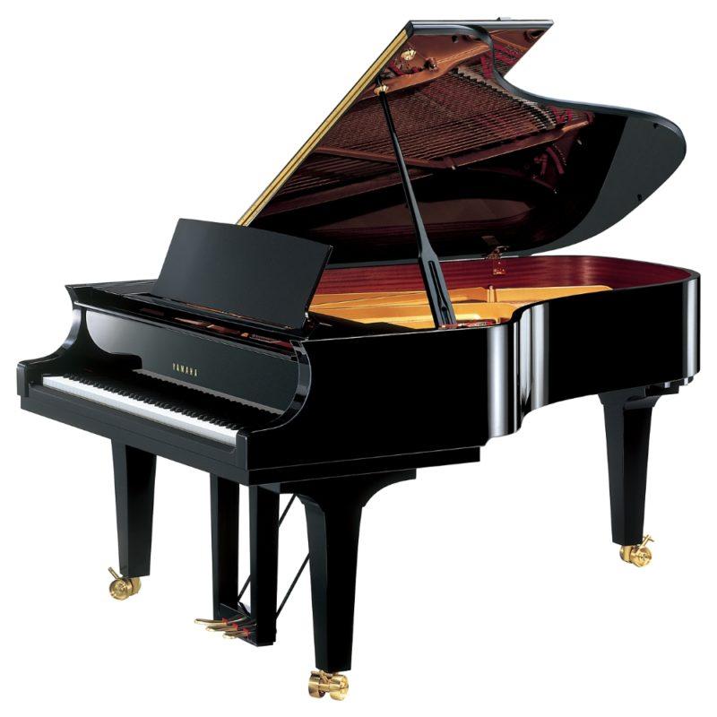 ヤマハグランドピアノ CF61
