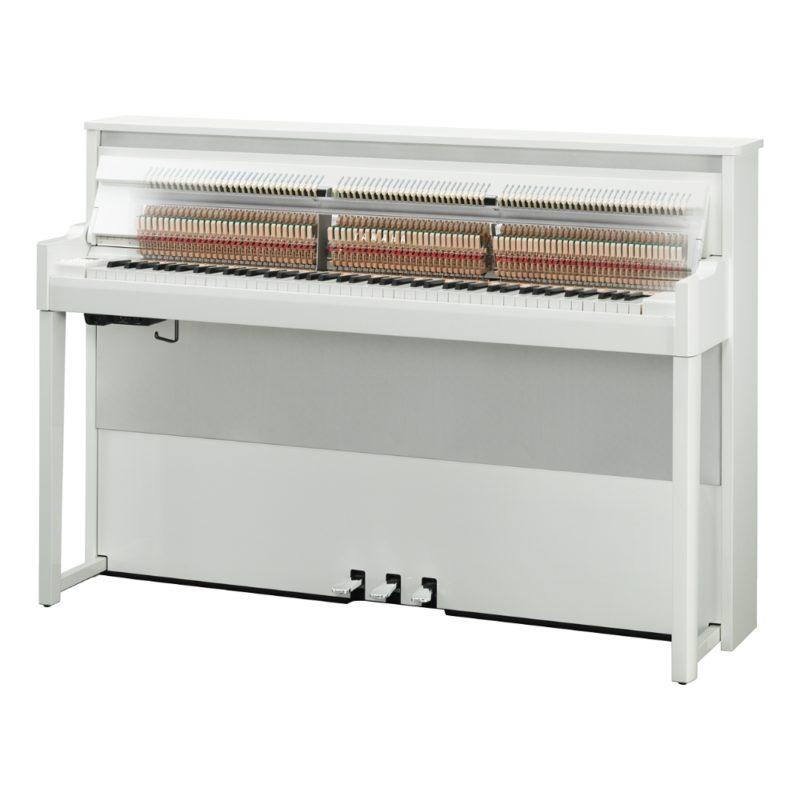 ヤマハハイブリッドピアノ NU1XPBW2