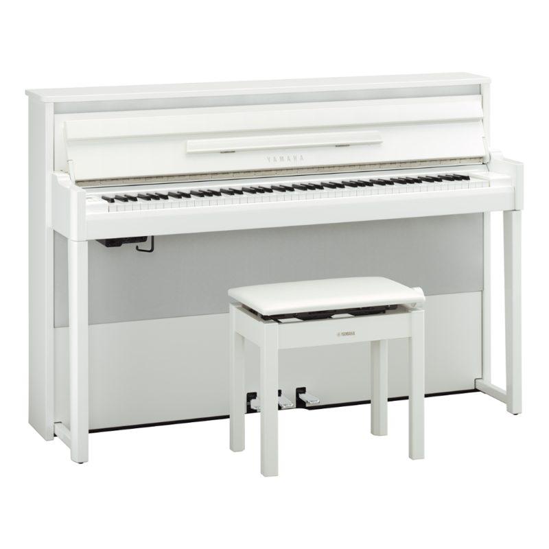 ヤマハハイブリッドピアノ NU1XPBW3