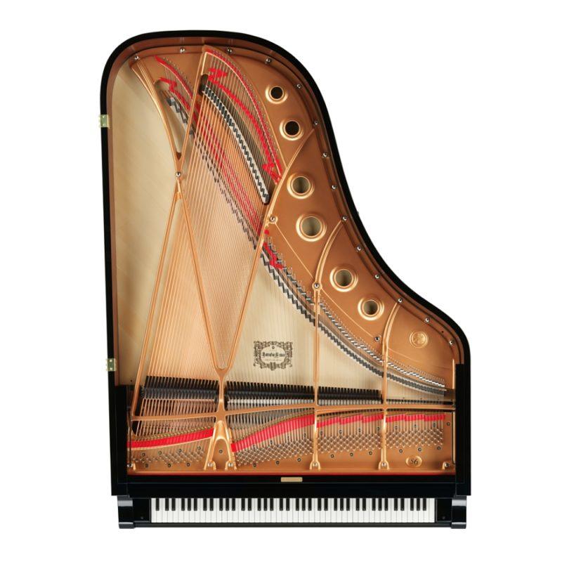 ヤマハグランドピアノ S6X3