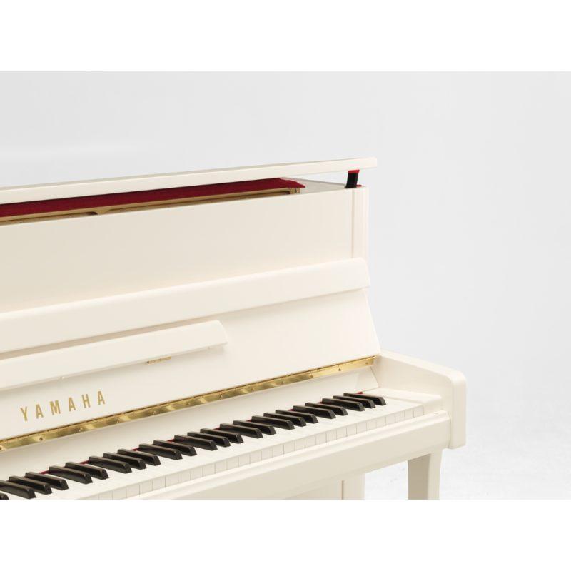 ヤマハアップライトピアノ b113PWH2