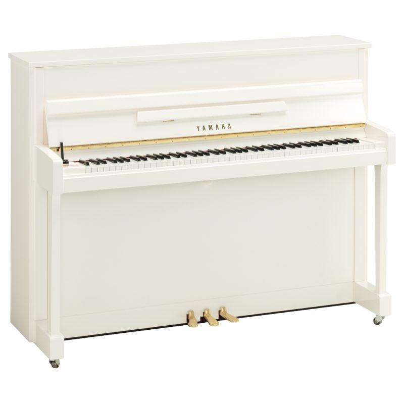 ヤマハアップライトピアノ b113PWH1