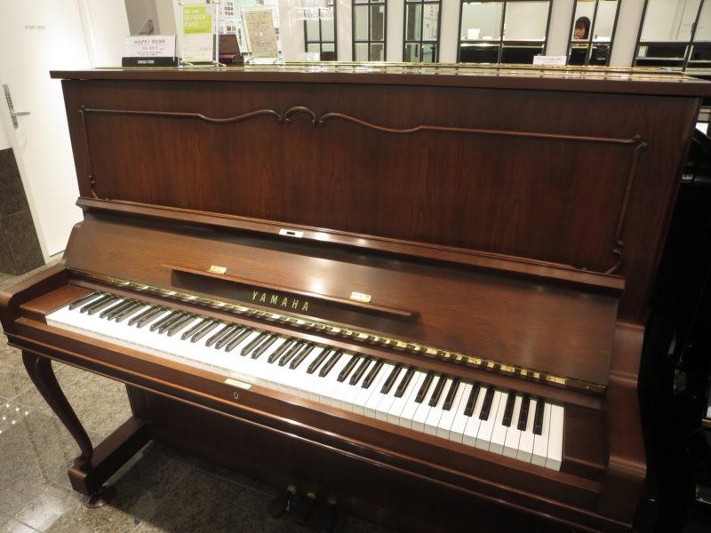 ヤマハリニューアルピアノ WX106W