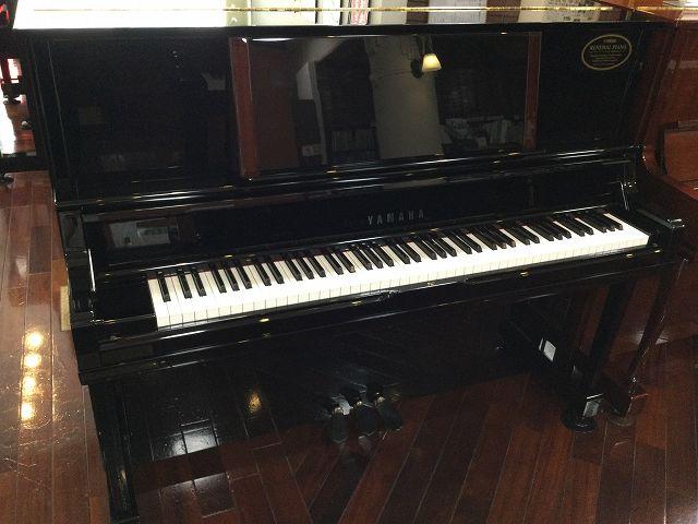 ヤマハリニューアルピアノ UX100