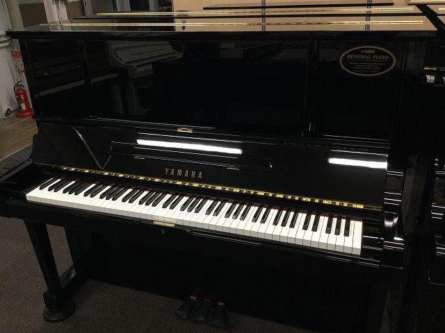 ヤマハリニューアルピアノ UX3